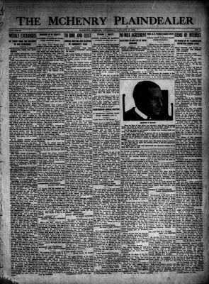 McHenry Plaindealer (McHenry, IL), 10 Jan 1924