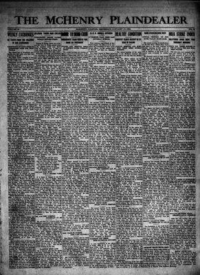 McHenry Plaindealer (McHenry, IL), 17 Jan 1924