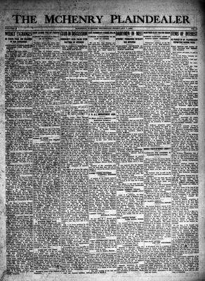 McHenry Plaindealer (McHenry, IL), 7 Feb 1924