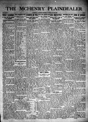 McHenry Plaindealer (McHenry, IL), 28 Feb 1924