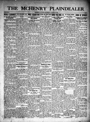 McHenry Plaindealer (McHenry, IL), 20 Mar 1924
