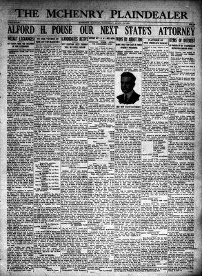 McHenry Plaindealer (McHenry, IL), 10 Apr 1924