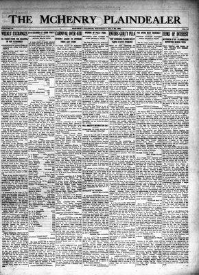 McHenry Plaindealer (McHenry, IL), 22 May 1924