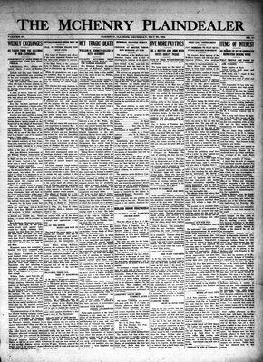McHenry Plaindealer (McHenry, IL), 29 May 1924