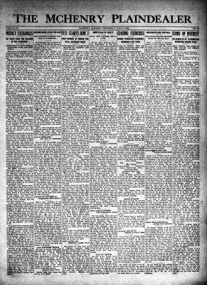 McHenry Plaindealer (McHenry, IL), 5 Jun 1924
