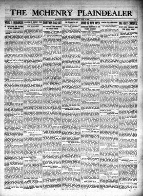 McHenry Plaindealer (McHenry, IL), 3 Jul 1924