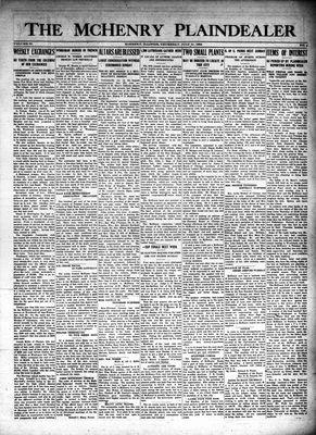 McHenry Plaindealer (McHenry, IL), 31 Jul 1924