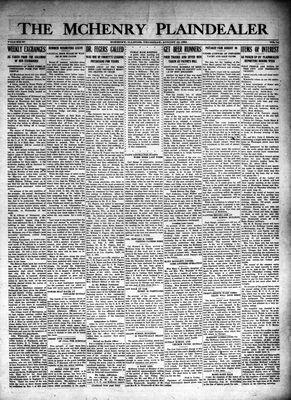 McHenry Plaindealer (McHenry, IL), 14 Aug 1924