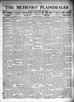 McHenry Plaindealer (McHenry, IL), 21 Aug 1924