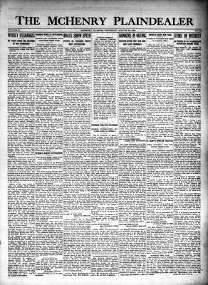 McHenry Plaindealer (McHenry, IL), 28 Aug 1924
