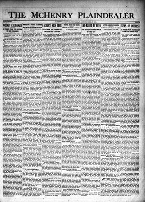 McHenry Plaindealer (McHenry, IL), 18 Sep 1924