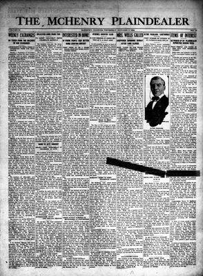 McHenry Plaindealer (McHenry, IL), 9 Oct 1924
