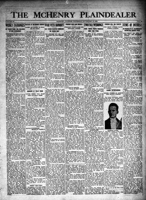 McHenry Plaindealer (McHenry, IL), 13 Nov 1924