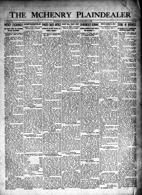 McHenry Plaindealer (McHenry, IL), 4 Dec 1924