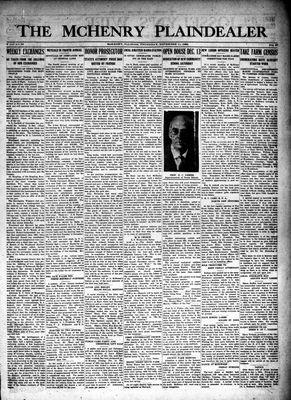 McHenry Plaindealer (McHenry, IL), 11 Dec 1924