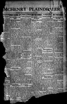 McHenry Plaindealer (McHenry, IL), 1 Jan 1925