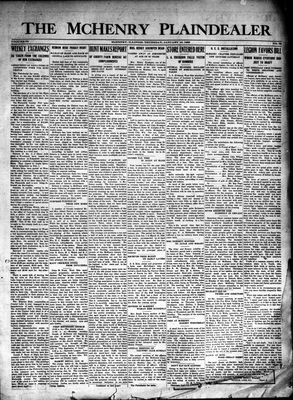 McHenry Plaindealer (McHenry, IL), 15 Jan 1925