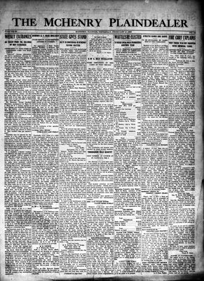 McHenry Plaindealer (McHenry, IL), 5 Feb 1925