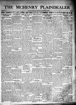 McHenry Plaindealer (McHenry, IL), 12 Feb 1925