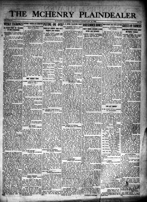 McHenry Plaindealer (McHenry, IL), 19 Feb 1925