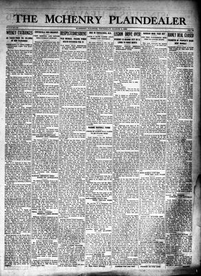 McHenry Plaindealer (McHenry, IL), 5 Mar 1925