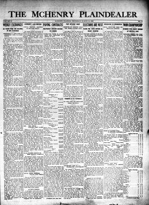 McHenry Plaindealer (McHenry, IL), 19 Mar 1925