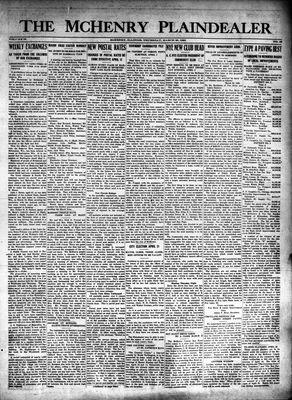 McHenry Plaindealer (McHenry, IL), 26 Mar 1925