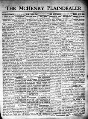 McHenry Plaindealer (McHenry, IL), 2 Apr 1925