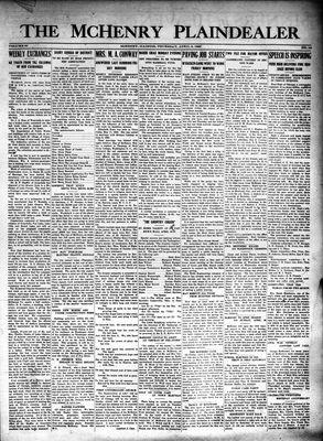 McHenry Plaindealer (McHenry, IL), 9 Apr 1925