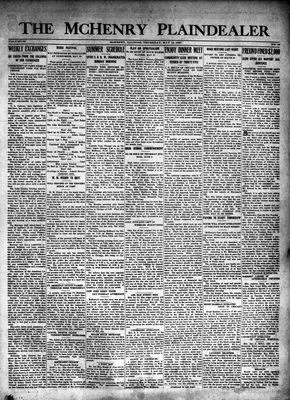 McHenry Plaindealer (McHenry, IL), 14 May 1925