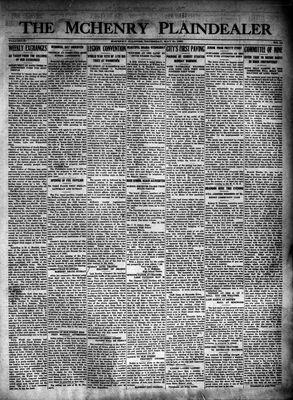 McHenry Plaindealer (McHenry, IL), 21 May 1925