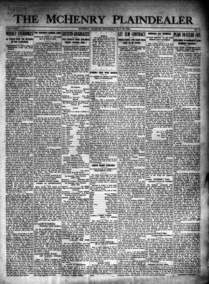 McHenry Plaindealer (McHenry, IL), 28 May 1925