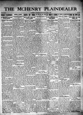 McHenry Plaindealer (McHenry, IL), 4 Jun 1925