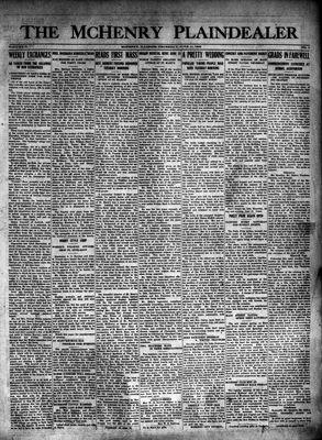 McHenry Plaindealer (McHenry, IL), 11 Jun 1925