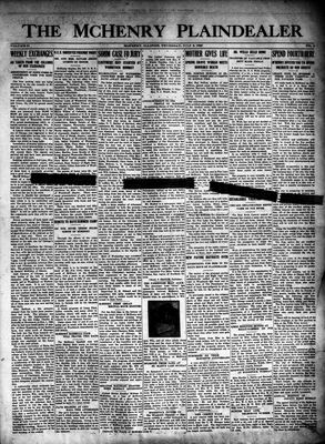 McHenry Plaindealer (McHenry, IL), 2 Jul 1925