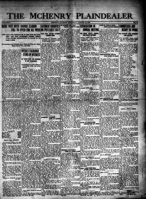 McHenry Plaindealer (McHenry, IL), 13 Aug 1925