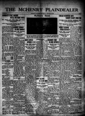 McHenry Plaindealer (McHenry, IL), 27 Aug 1925
