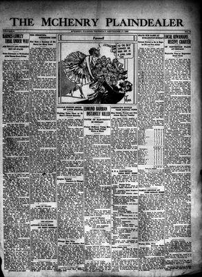 McHenry Plaindealer (McHenry, IL), 17 Sep 1925
