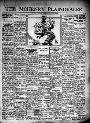 McHenry Plaindealer (McHenry, IL), 24 Sep 1925