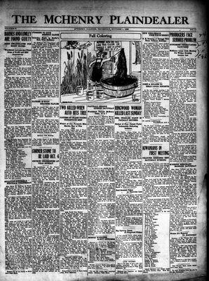 McHenry Plaindealer (McHenry, IL), 1 Oct 1925