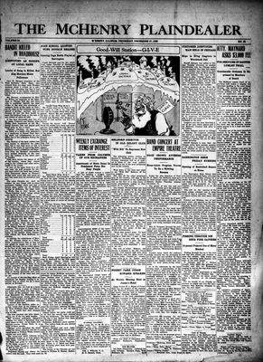 McHenry Plaindealer (McHenry, IL), 17 Dec 1925
