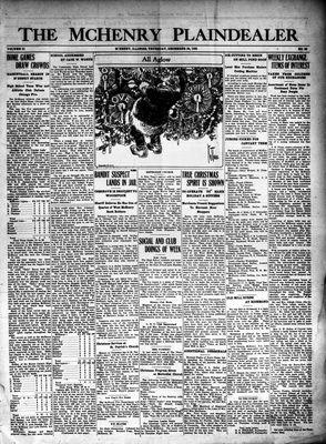 McHenry Plaindealer (McHenry, IL), 24 Dec 1925