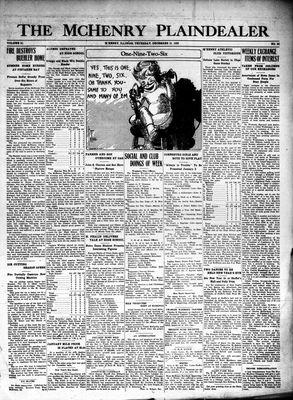 McHenry Plaindealer (McHenry, IL), 31 Dec 1925
