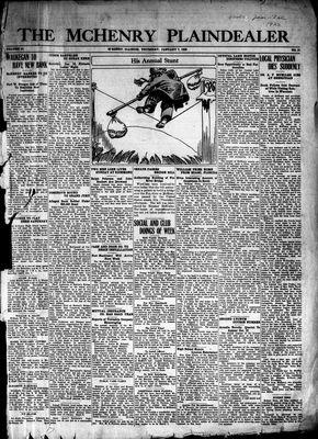 McHenry Plaindealer (McHenry, IL), 7 Jan 1926