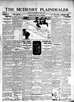 McHenry Plaindealer (McHenry, IL), 11 Mar 1926