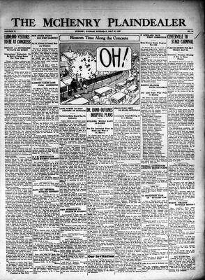 McHenry Plaindealer (McHenry, IL), 20 May 1926