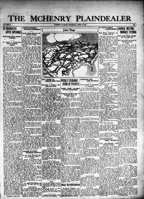 McHenry Plaindealer (McHenry, IL), 10 Jun 1926