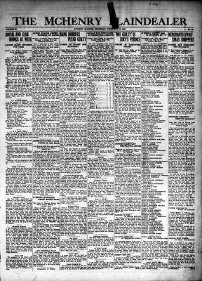 McHenry Plaindealer (McHenry, IL), 16 Dec 1926