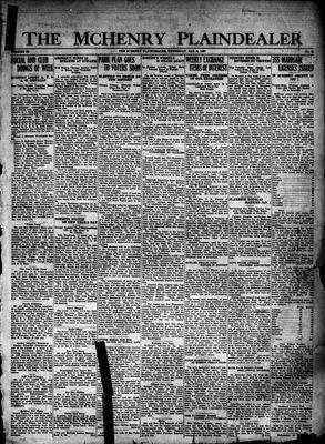McHenry Plaindealer (McHenry, IL), 6 Jan 1927