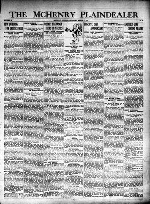 McHenry Plaindealer (McHenry, IL), 17 Mar 1927